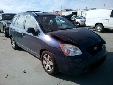 used 2007 kia rondo lx e car for sale at auctionexport. Black Bedroom Furniture Sets. Home Design Ideas