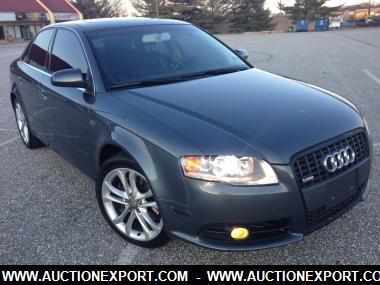 Used 2008 Audi A4 2 0t Quattro Sedan 4 Doors Car For Sale At
