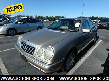 used 1997 mercedes benz e class e300 4dr sdn 3 0l diesel car for sale at auctionexport. Black Bedroom Furniture Sets. Home Design Ideas