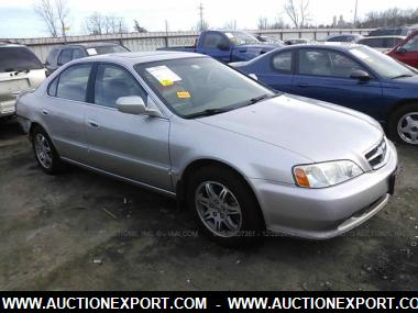 Used 1999 ACURA 3.2 TL Sedan 4 Door Car For Sale At AuctionExport