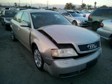 Used 2000 AUDI A6 2.8 Car For Sale At AuctionExport