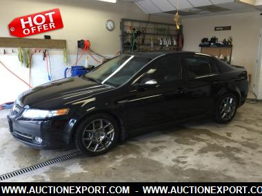 Used ACURA TL TYPES Sedan Doors Car For Sale At AuctionExport - Acura type s for sale