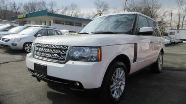 used 2010 land rover range rover hse sport utility 4 door. Black Bedroom Furniture Sets. Home Design Ideas
