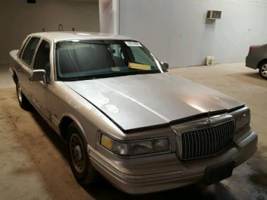 Used 1995 Lincoln Town Car E Car For Sale At Auctionexport