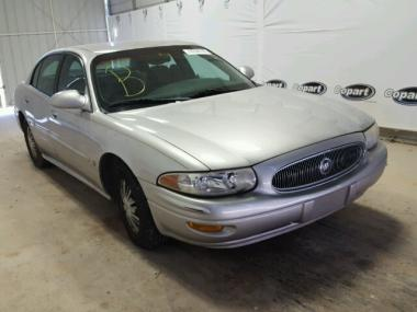 used 2005 buick lesabre cu car for sale at auctionexport. Black Bedroom Furniture Sets. Home Design Ideas