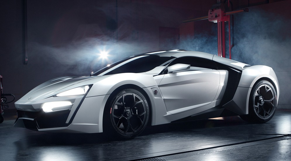Cars That Start With W >> Supercars In Details W Motors Brilliant Of Fast And The Furious