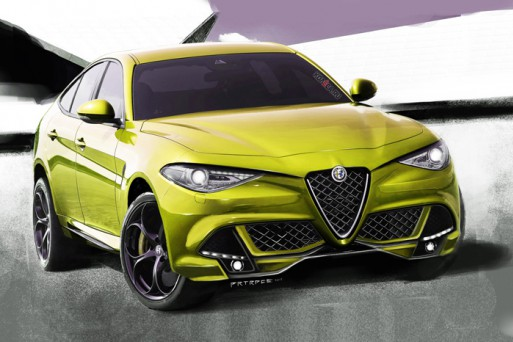 the new alfa romeo giulia the ferrari engine and rear wheel drive. Black Bedroom Furniture Sets. Home Design Ideas