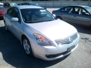 used 2007 nissan altima 3 5 car for sale at auctionexport. Black Bedroom Furniture Sets. Home Design Ideas