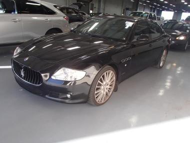 Used 2011 MASERATI QUATTROPORTE S SEDAN 4 Door Car For Sale At ...