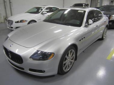 Used 2012 MASERATI QUATTROPORTE S SEDAN 4 Door Car For Sale At ...