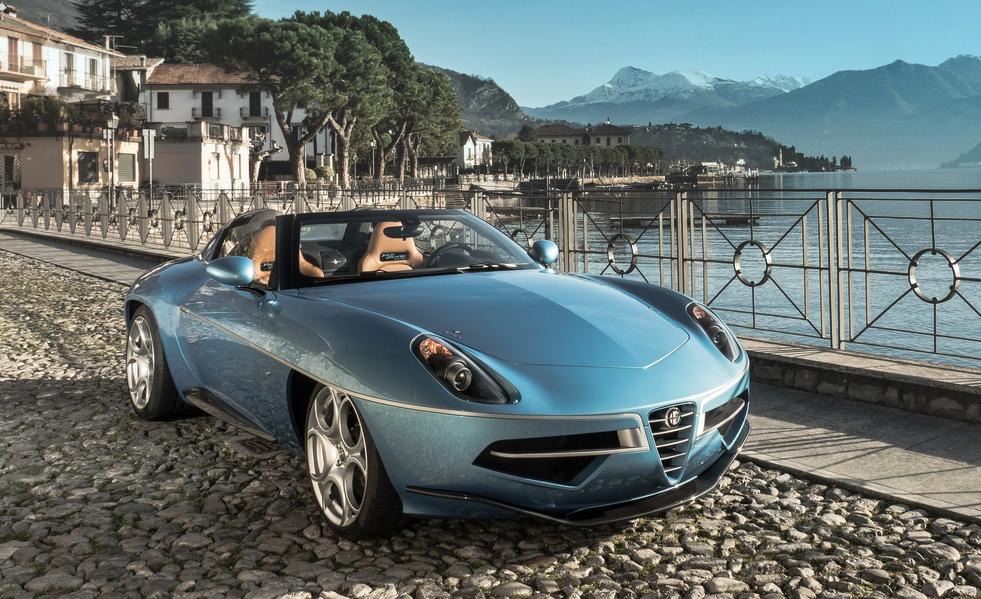 Alfa Romeo Disco Volante A Real Supercar