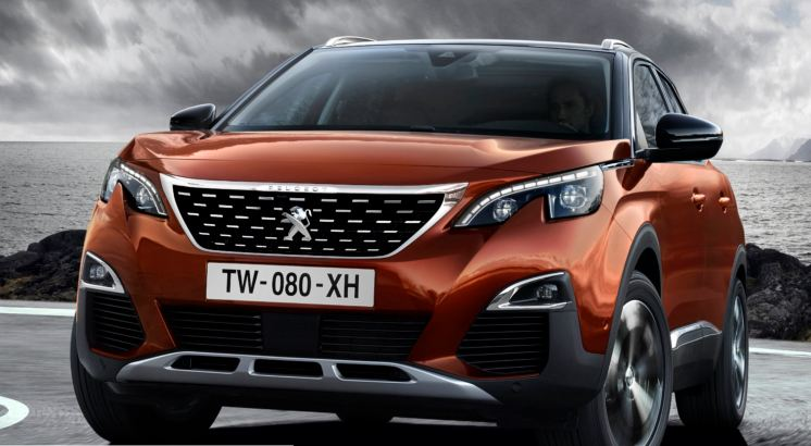the new peugeot 3008 became a crossover. Black Bedroom Furniture Sets. Home Design Ideas