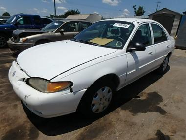 used 1998 mercury tracer ls car for sale at auctionexport. Black Bedroom Furniture Sets. Home Design Ideas