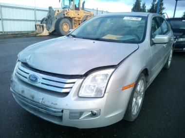 used 2008 ford fusion sel car for sale at auctionexport. Black Bedroom Furniture Sets. Home Design Ideas