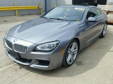 Used 2012 Bmw 650i Xi Car For Sale At Auctionexport