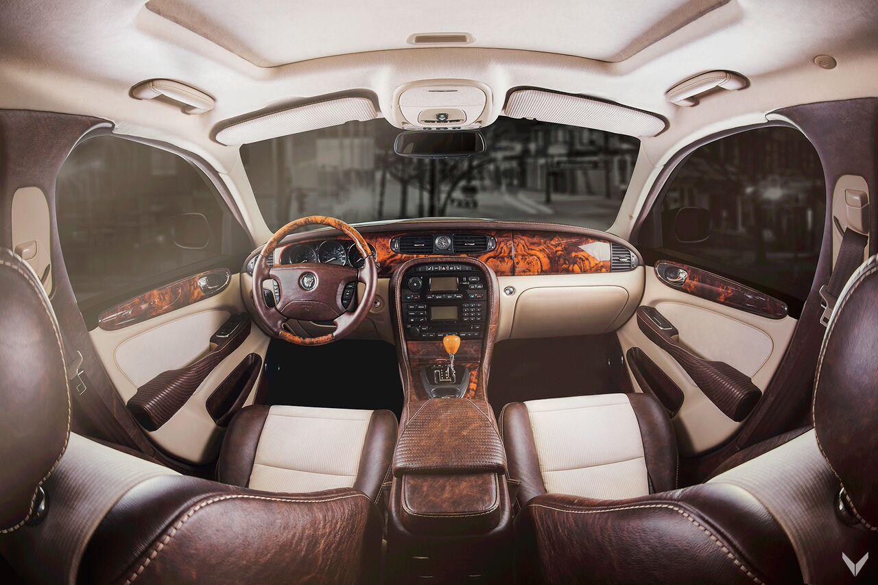 Jaguar Xj Interior Tuning 2