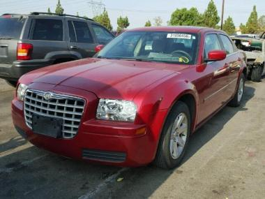 Used 2007 Chrysler 300 Car For Sale At Auctionexport