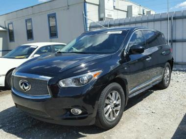 used 2014 infiniti qx60 car for sale at auctionexport. Black Bedroom Furniture Sets. Home Design Ideas