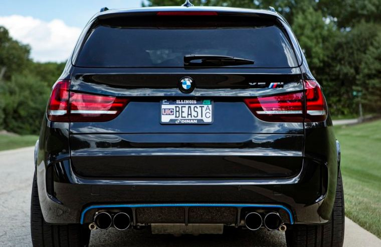 New BMW X5 M F85 From IND Distribution