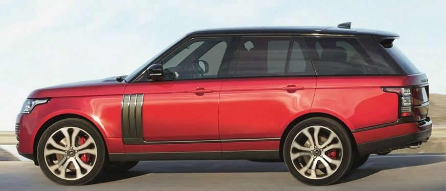 Have You Already Seen The Updated Range Rover 2017