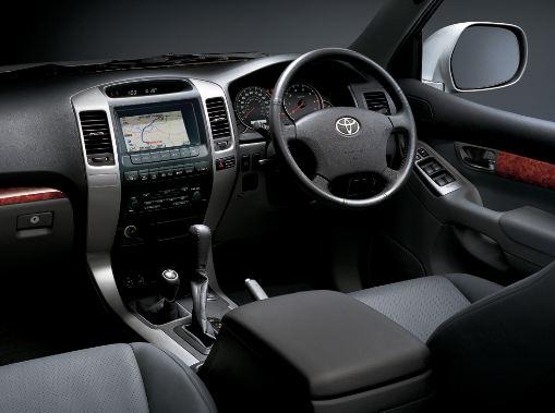 Super Reliable Toyota Land Cruiser Prado 120