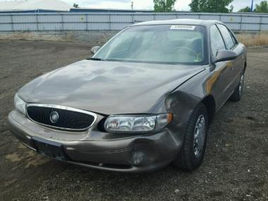 used 2003 buick century cu car for sale at auctionexport. Black Bedroom Furniture Sets. Home Design Ideas