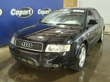 used 2005 audi a4 1 8 t s car for sale at auctionexport. Black Bedroom Furniture Sets. Home Design Ideas