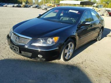 used 2008 acura rl car for sale at auctionexport