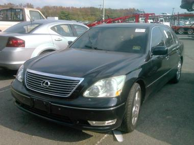 used 2004 lexus ls 430 sedan 4 door car for sale at. Black Bedroom Furniture Sets. Home Design Ideas