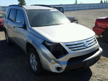 used 2007 suzuki xl7 awd car for sale at auctionexport. Black Bedroom Furniture Sets. Home Design Ideas