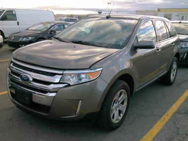 used 2013 ford edge sel sport utility 4 door car for sale at auctionexport. Black Bedroom Furniture Sets. Home Design Ideas