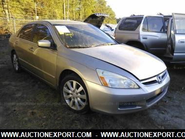 used 2006 honda accord ex sedan 4 door car for sale at auctionexport. Black Bedroom Furniture Sets. Home Design Ideas