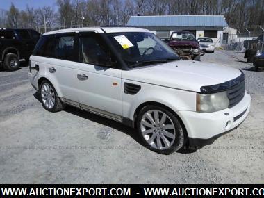 used 2006 land rover range rover sport hse wagon 4 door. Black Bedroom Furniture Sets. Home Design Ideas