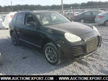used 2006 porsche cayenne s wagon 4 door car for sale at auctionexport. Black Bedroom Furniture Sets. Home Design Ideas