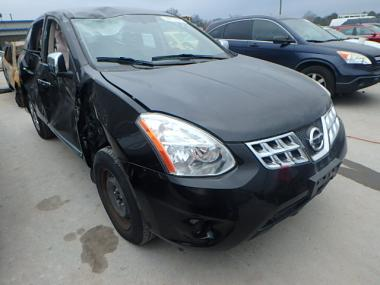 ... Car Information For More Information On NISSAN ROGUE, Please Click Here  Make:Nissan Model:Rogue S/Sv Year:2013 Mileage:52770 Actual Exterior Color:BLACK  ...