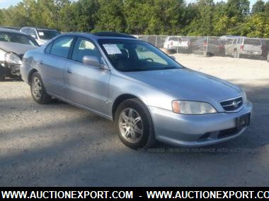 2001 Acura Tl 3 2 >> Used 2001 Acura 3 2 Tl Sedan 4 Door Car For Sale At Auctionexport
