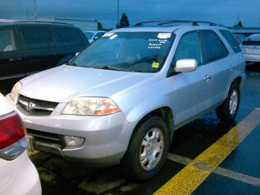 Used ACURA MDX Wagon Door Car For Sale At AuctionExport - 2002 acura mdx transmission