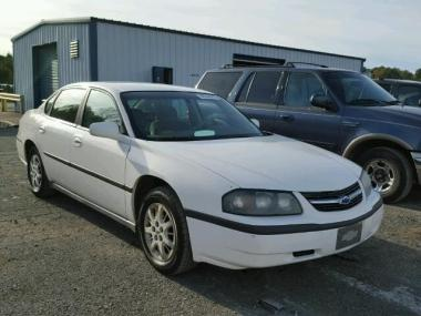 used 2002 chevrolet impala car for sale at auctionexport. Black Bedroom Furniture Sets. Home Design Ideas
