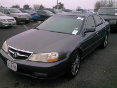 used 2003 acura 3 2 tl type s sedan 4 door car for sale at auctionexport. Black Bedroom Furniture Sets. Home Design Ideas