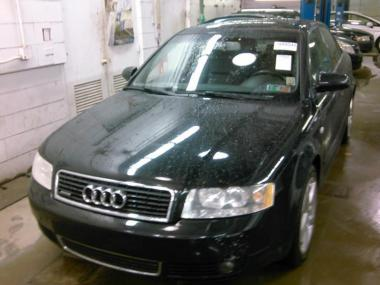 Used 2005 Audi A4 1 8t Quattro Spec Edit Sedan 4 Door Car For Sale