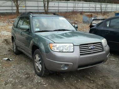 used 2006 subaru forester 2 car for sale at auctionexport. Black Bedroom Furniture Sets. Home Design Ideas