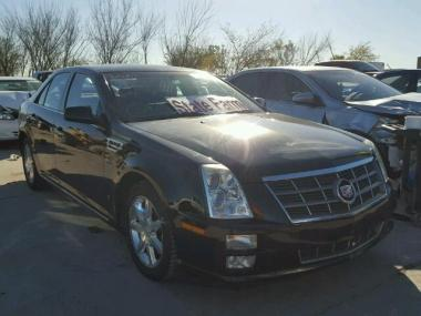 Used 2008 CADILLAC STS AWD Car For Sale At AuctionExport