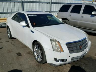 Used 2009 Cadillac C T Cts Hi Car For Sale At Auctionexport