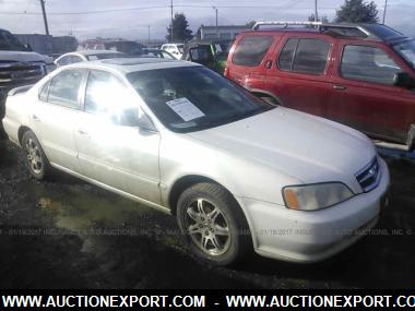 Used ACURA TL Sedan Door Car For Sale At AuctionExport - 2000 acura tl transmission price