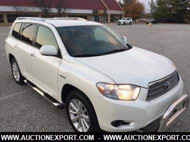 Make Toyota Model Highlander Hybrid Year 2008 Mileage 143700 Mi Actual Exterior Color Off White Interior Beige Drivetrain Awd