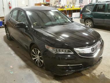 used 2015 acura tlx tech car for sale at auctionexport. Black Bedroom Furniture Sets. Home Design Ideas