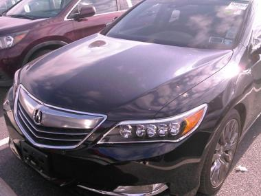 used 2016 acura rlx sedan 4 doors car for sale at auctionexport. Black Bedroom Furniture Sets. Home Design Ideas