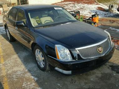 Used 2008 Cadillac Dts Car For Sale At Auctionexport