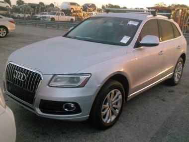 Used 2013 Audi Q5 2 0 Quattro Premium Sport Utility 4 Door Car For Sale At Auctionexport