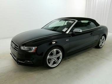 Used 2013 Audi S5 Convertible 2 Doors Car For Sale At Auctionexport